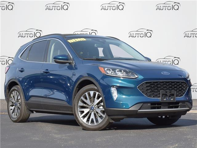 2020 Ford Escape Titanium Hybrid (Stk: PC0965) in Waterloo - Image 1 of 15