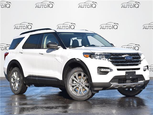 2021 Ford Explorer XLT (Stk: XC225) in Waterloo - Image 1 of 16