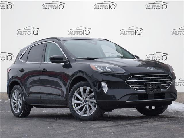 2021 Ford Escape Titanium (Stk: ZC273) in Waterloo - Image 1 of 17