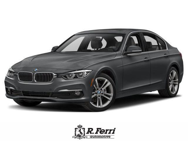 2018 BMW 328d xDrive (Stk: 26247) in Woodbridge - Image 1 of 9