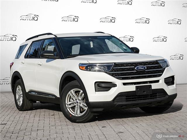 2020 Ford Explorer XLT (Stk: U1252) in Barrie - Image 1 of 27