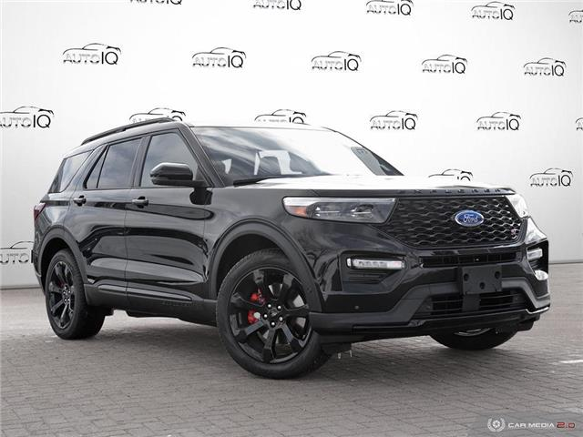 2021 Ford Explorer ST (Stk: W0053) in Barrie - Image 1 of 27