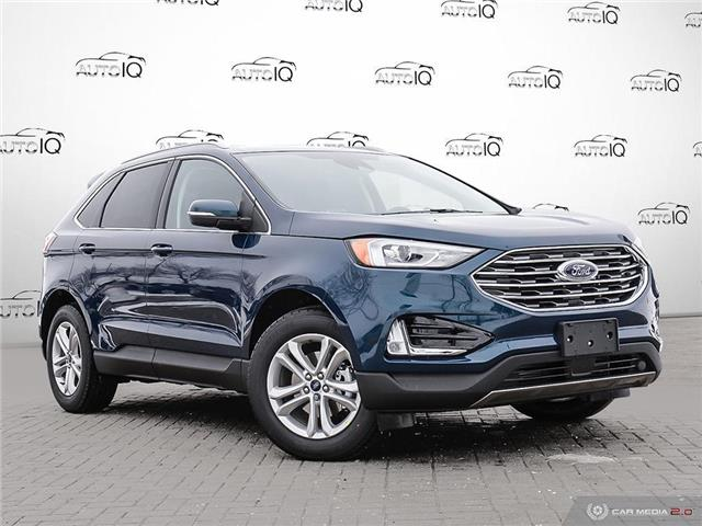 2020 Ford Edge SEL (Stk: U1239) in Barrie - Image 1 of 27