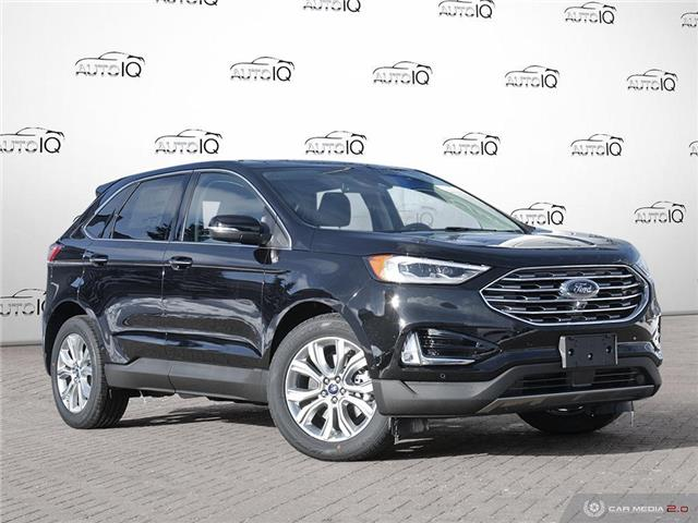 2020 Ford Edge Titanium (Stk: U1237) in Barrie - Image 1 of 27