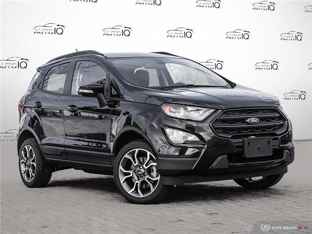 2020 Ford EcoSport SES (Stk: U0956) in Barrie - Image 1 of 27