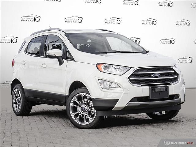 2020 Ford EcoSport Titanium (Stk: U1090) in Barrie - Image 1 of 27