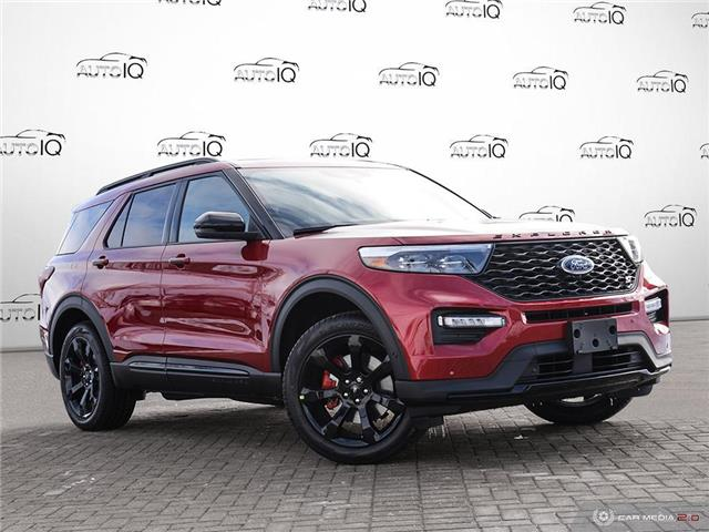 2021 Ford Explorer ST (Stk: W0051) in Barrie - Image 1 of 27