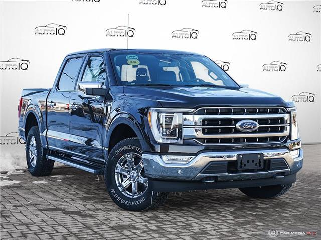 2021 Ford F-150 Lariat (Stk: W0013) in Barrie - Image 1 of 27
