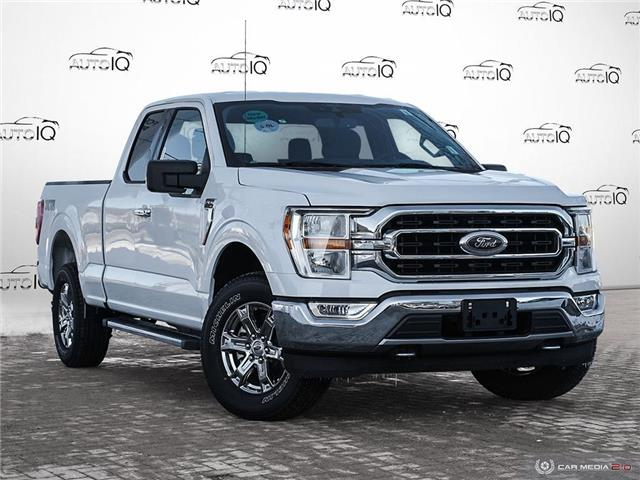 2021 Ford F-150 XLT (Stk: W0045) in Barrie - Image 1 of 27