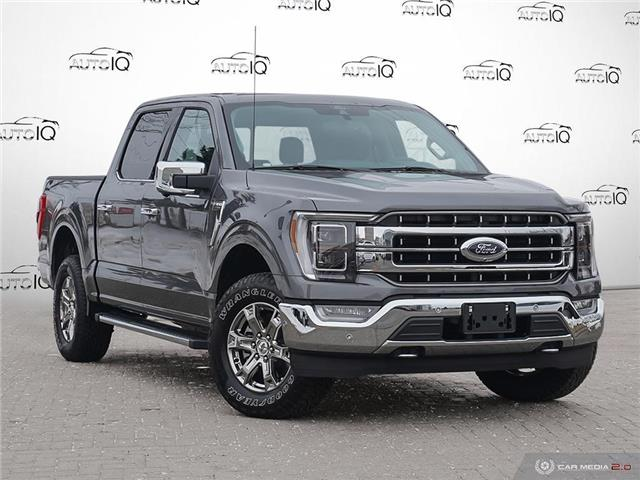 2021 Ford F-150 Lariat (Stk: W0012) in Barrie - Image 1 of 27