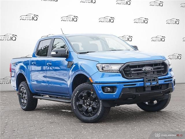2021 Ford Ranger Lariat (Stk: W0072) in Barrie - Image 1 of 27