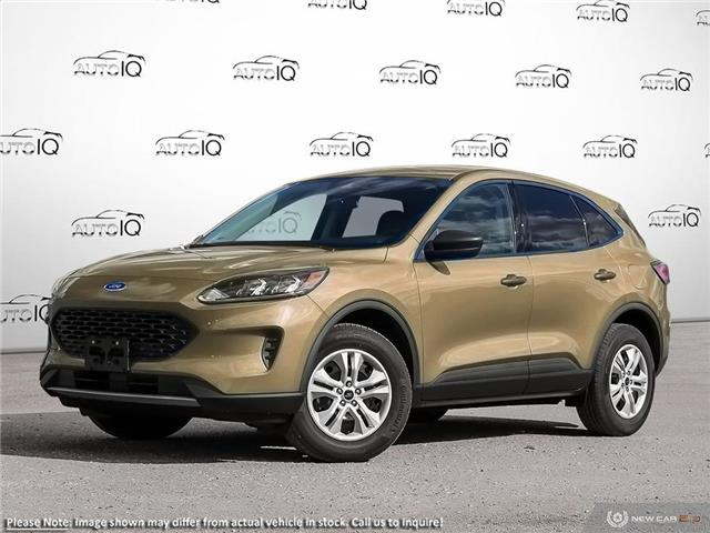 2020 Ford Escape S Gold