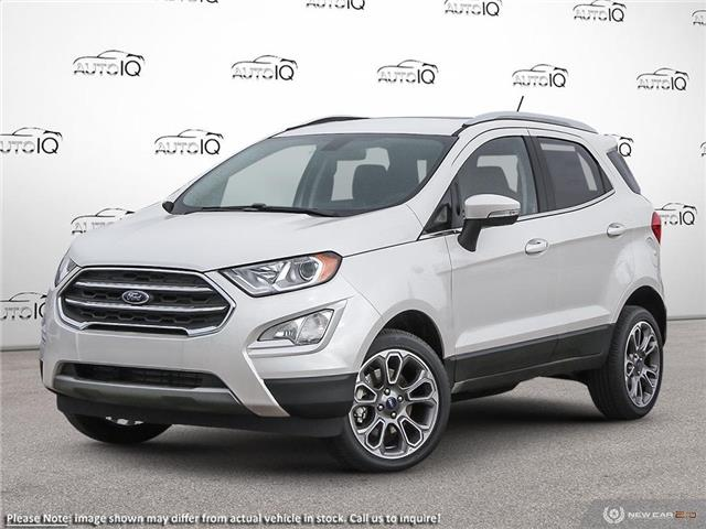 2020 Ford EcoSport Titanium (Stk: GC003) in Sault Ste. Marie - Image 1 of 22