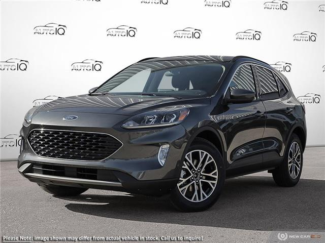 2020 Ford Escape SEL (Stk: XC085) in Sault Ste. Marie - Image 1 of 23