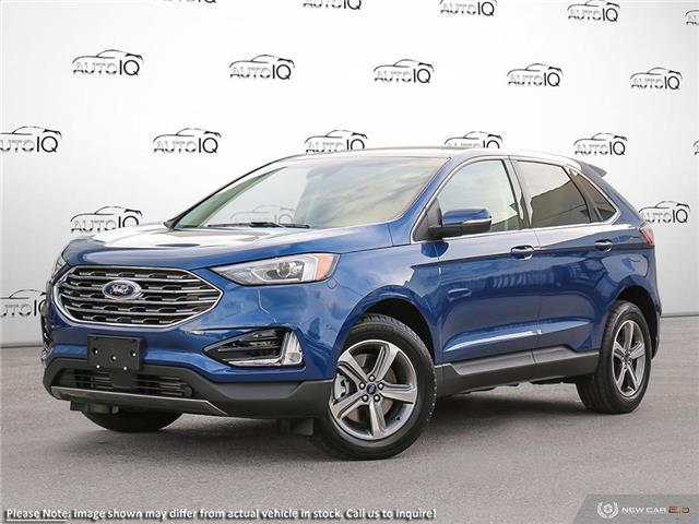 2020 Ford Edge SEL Blue