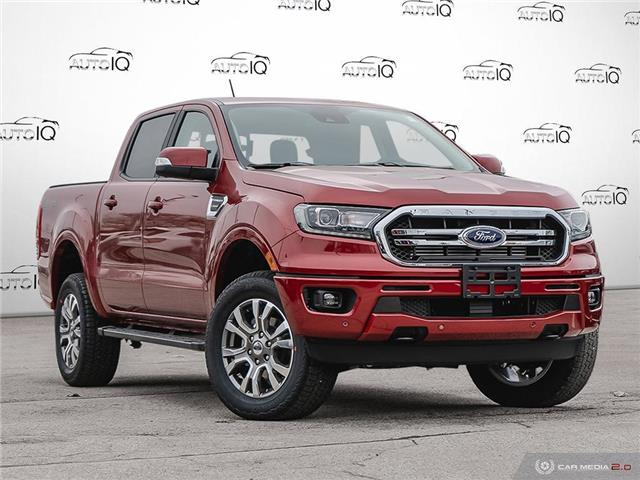 2020 Ford Ranger Lariat (Stk: 0R041) in Oakville - Image 1 of 27