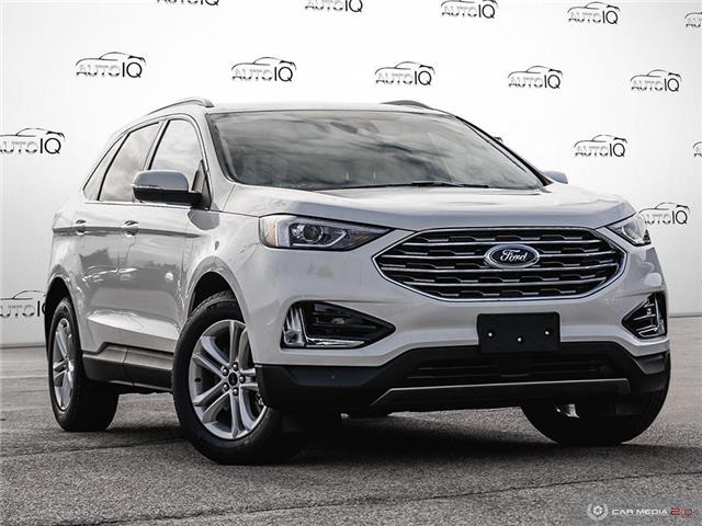 2020 Ford Edge SEL White