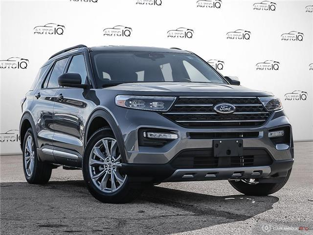 2021 Ford Explorer XLT (Stk: 1T011) in Oakville - Image 1 of 27