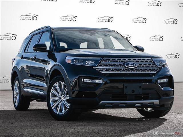 2021 Ford Explorer Limited (Stk: 1T006) in Oakville - Image 1 of 25