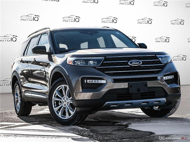 2021 Ford Explorer XLT (Stk: 1T012) in Oakville - Image 1 of 27