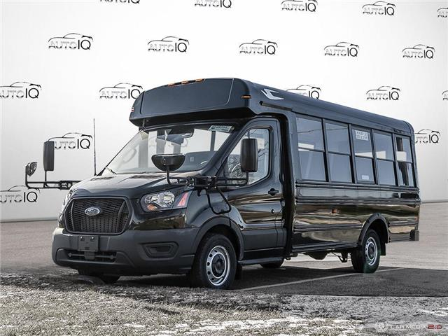 2020 Ford Transit-350 Cutaway Base (Stk: 0E452D) in Oakville - Image 1 of 11