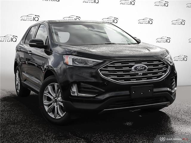 2020 Ford Edge Titanium (Stk: 0D146) in Oakville - Image 1 of 24