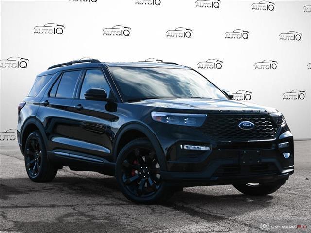 2021 Ford Explorer ST (Stk: 1T054) in Oakville - Image 1 of 27