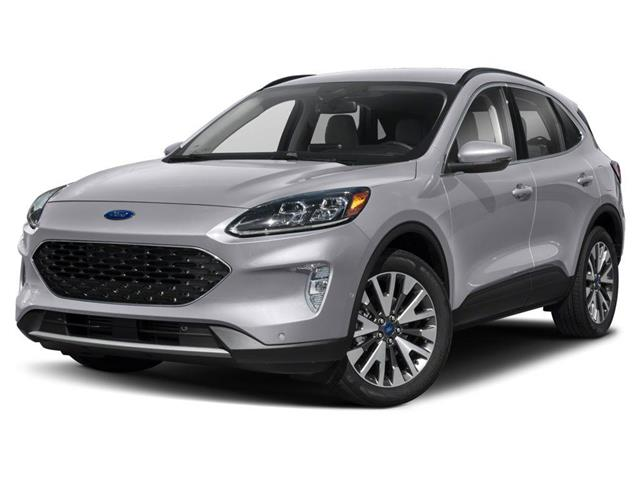 2021 Ford Escape Titanium Hybrid (Stk: 1T063) in Oakville - Image 1 of 9