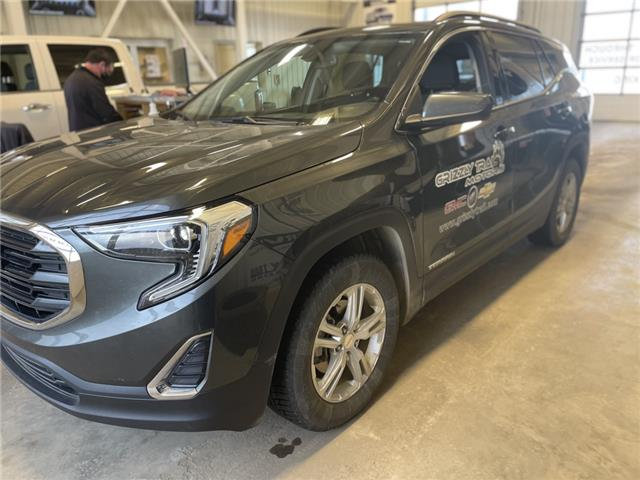 2019 GMC Terrain SLE (Stk: 59327) in Barrhead - Image 1 of 7