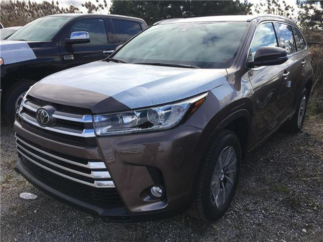 2018 Toyota Highlander XLE (Stk: 495040) in Brampton - Image 1 of 5