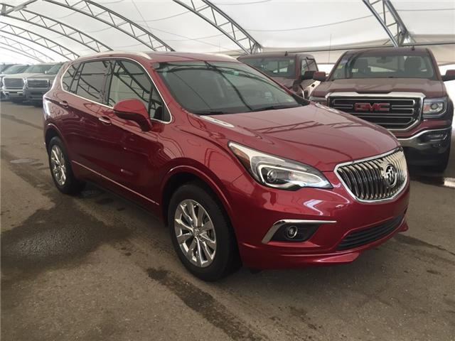 2018 Buick Envision Essence (Stk: 159727) in AIRDRIE - Image 1 of 24