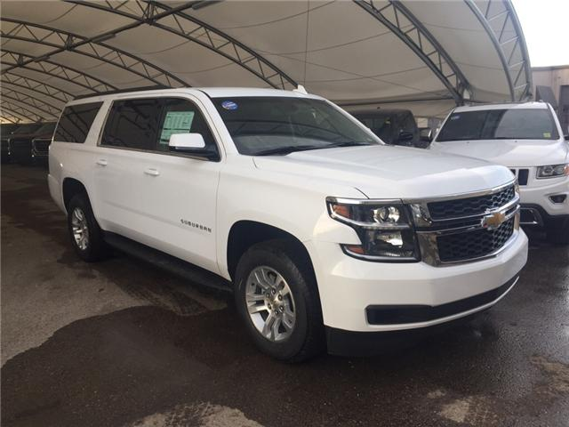 2018 Chevrolet Suburban LS (Stk: 159022) in AIRDRIE - Image 1 of 21