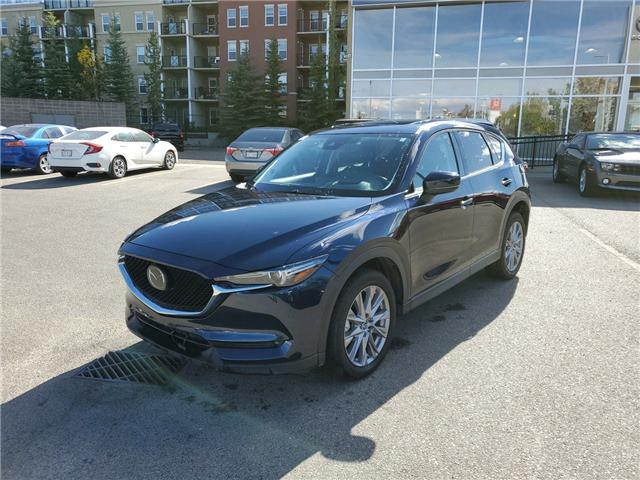 2019 Mazda CX-5 GT w/Turbo (Stk: K8008) in Calgary - Image 1 of 18