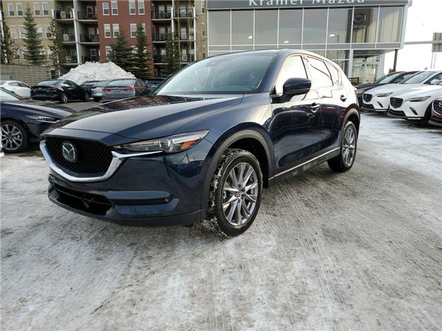 2019 Mazda CX-5 GT (Stk: K8110) in Calgary - Image 1 of 21