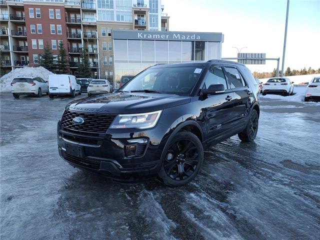 2019 Ford Explorer Sport (Stk: K8213) in Calgary - Image 1 of 21