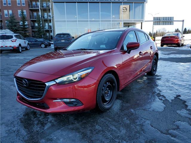 2018 Mazda Mazda3 Sport GT (Stk: N6005A) in Calgary - Image 1 of 20