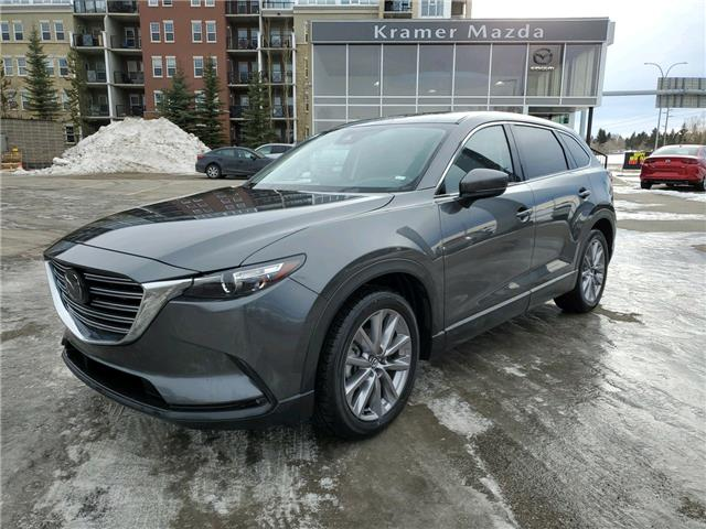 2020 Mazda CX-9 GS-L (Stk: K8206) in Calgary - Image 1 of 21