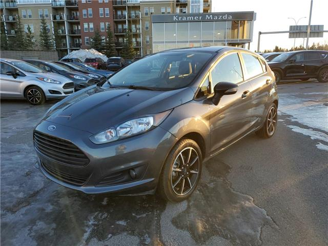 2019 Ford Fiesta SE (Stk: K8201) in Calgary - Image 1 of 17