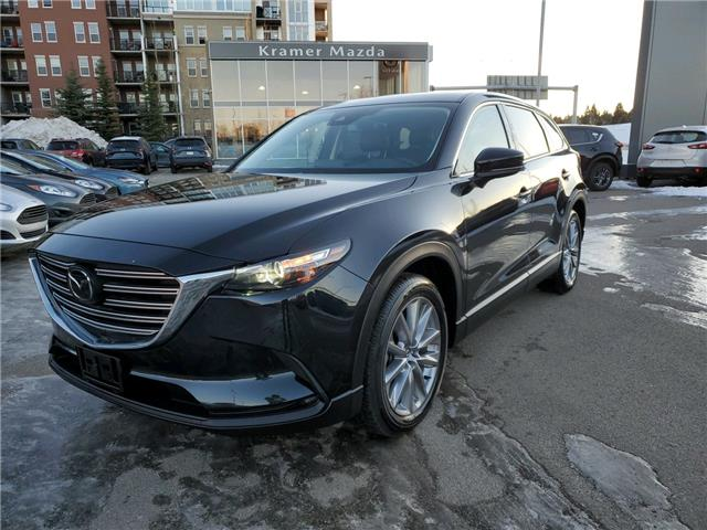 2020 Mazda CX-9 GS-L (Stk: K8207) in Calgary - Image 1 of 18