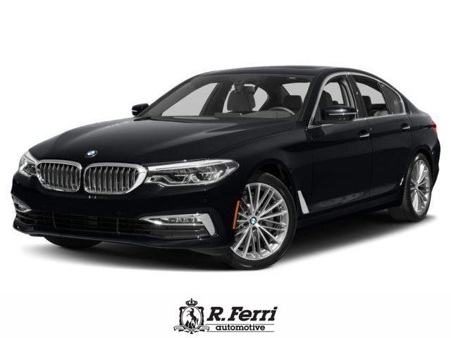 2018 BMW 540 i xDrive (Stk: 26267) in Woodbridge - Image 1 of 9