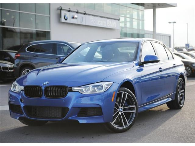 2018 BMW 340 i xDrive (Stk: 8190577) in Brampton - Image 1 of 11