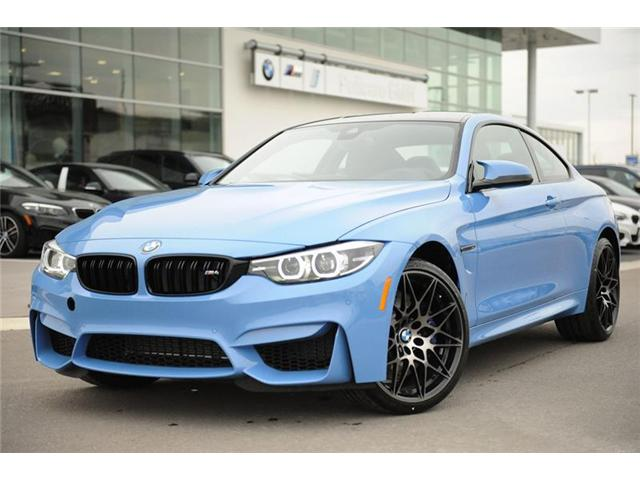 2018 BMW M4 Base (Stk: 8C87190) in Brampton - Image 1 of 15