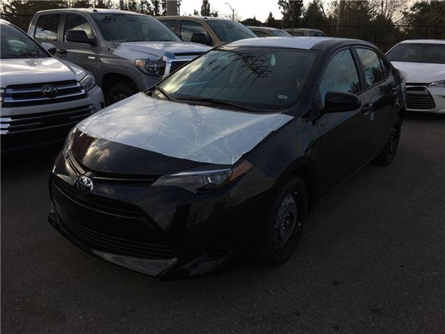 2018 Toyota Corolla LE (Stk: M180179) in Mississauga - Image 1 of 5