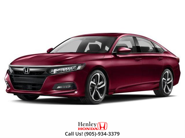 2018 Honda Accord Sport (Stk: H16716) in St. Catharines - Image 1 of 2
