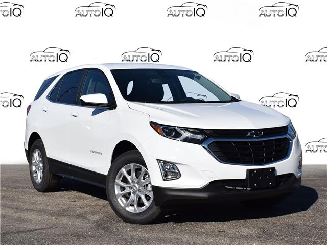 2021 Chevrolet Equinox LT (Stk: 21C44) in Tillsonburg - Image 1 of 25