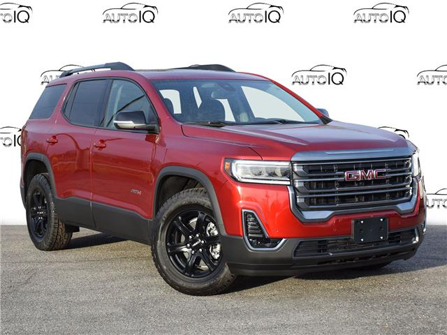 2021 GMC Acadia AT4 (Stk: 21G52) in Tillsonburg - Image 1 of 27