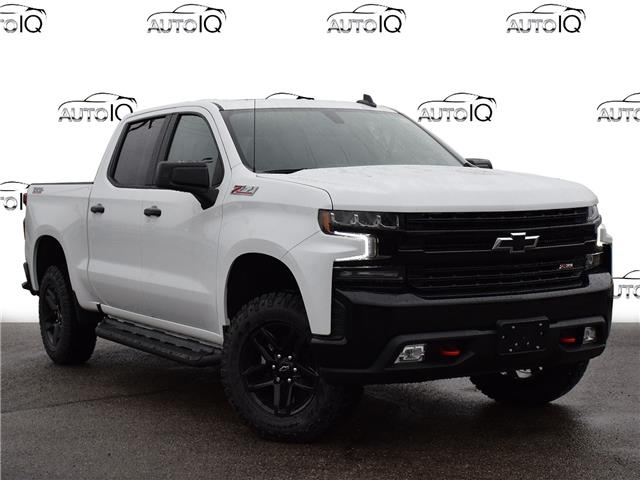 2021 Chevrolet Silverado 1500 LT Trail Boss (Stk: 21C69) in Tillsonburg - Image 1 of 27