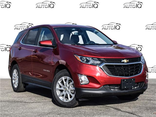 2021 Chevrolet Equinox LT (Stk: 21C73) in Tillsonburg - Image 1 of 24