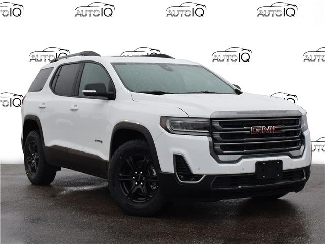 2021 GMC Acadia AT4 (Stk: 21G95) in Tillsonburg - Image 1 of 30