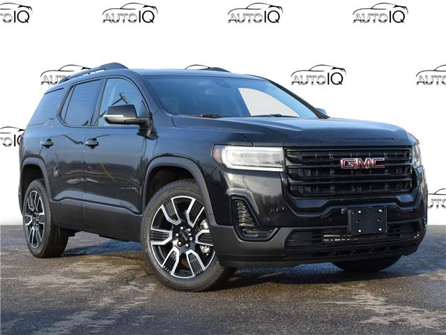 2021 GMC Acadia SLE (Stk: 21G123) in Tillsonburg - Image 1 of 29
